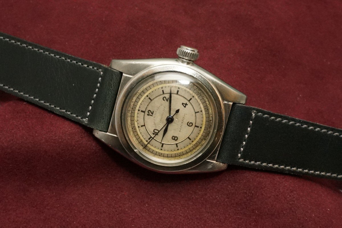 the latest 0aa97 7db97 ロレックス FLAT-BACK Ref-2765 SCIENTIFIC DIAL(RS-38/1936年 ...