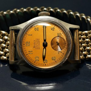 DOXA 565 FB Case Copper dial