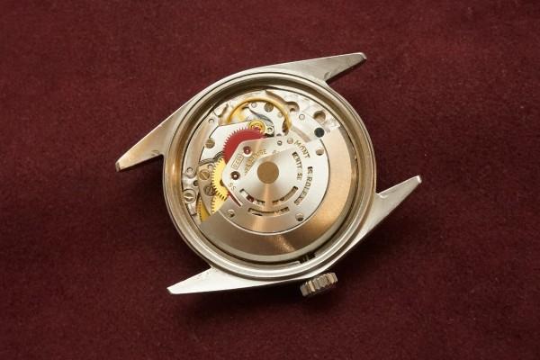 ロレックス DATEJAST Ref-1603 Blue Dial(RO-09/1967年)の詳細写真12枚目