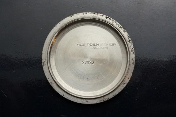 HAMPDEN Grand Prix クロノグラフ SKYDIVER(CH-01/1960s)の詳細写真19枚目