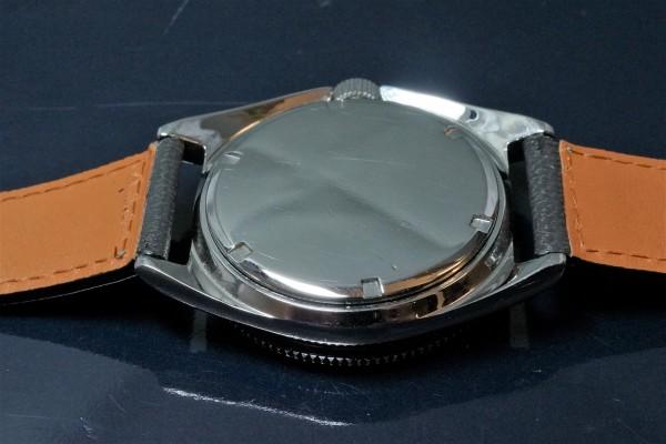 UNIVERSAL GENEVE POLEROUTER SUB Screw Crown  (OT-02/1960s)の詳細写真12枚目