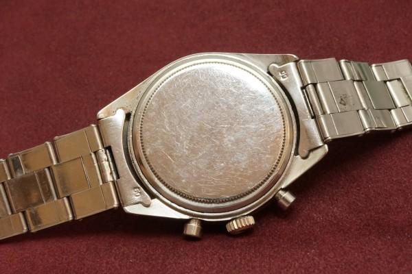 ロレックス COSMOGRAPH Ref-6239 Jumbo デイトナ Black Dial(RS-11/1967年)の詳細写真8枚目
