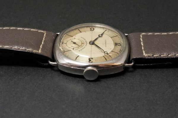 LONGINES Sector Cushion(OT-05/1935年)の詳細写真6枚目