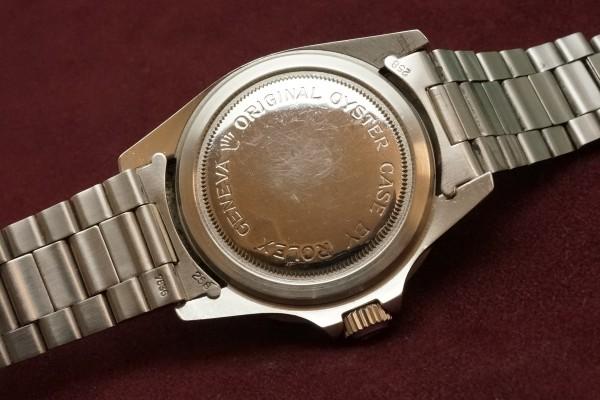 チュードル サブマリーナ Ref-7016/0 Black Snowflake(RS-30/1974年)の詳細写真8枚目