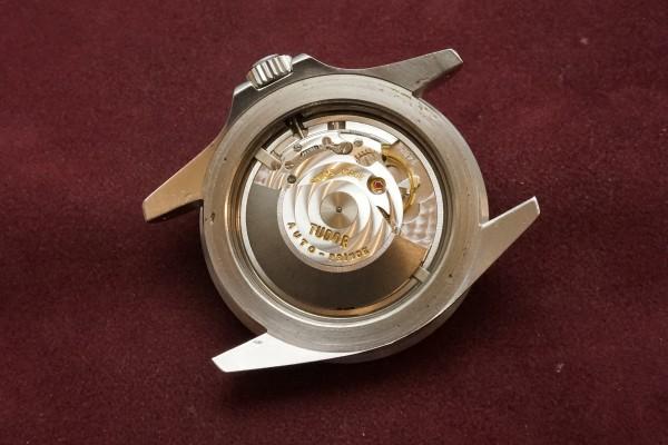 チュードル サブマリーナ Ref-7016/0 Black Snowflake(RS-30/1974年)の詳細写真12枚目