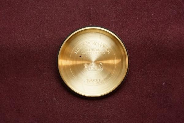 ロレックス デイデイト Ref-18038 Walnut Dial Guarantee paper(RO-55/1986年)の詳細写真11枚目