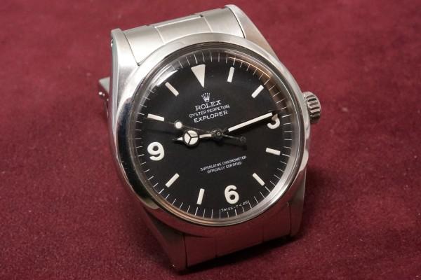 ロレックス EXPLORER Ref-1016 Matte Dial(RS-81/1969年)の詳細写真4枚目