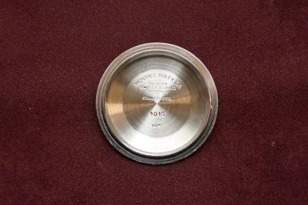ロレックス EXPLORER Ref-1016 Matte Dial(RS-81/1969年)の詳細写真11枚目
