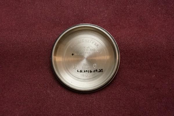 ロレックス デイデイト Ref-1803/9WG FATBOY!(RO-53/1972年)の詳細写真11枚目