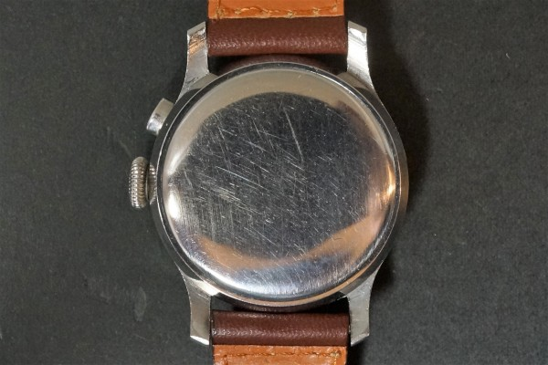 Anonymous クロノグラフ Breguet numerals Step Case(CH-01/1930s)の詳細写真15枚目