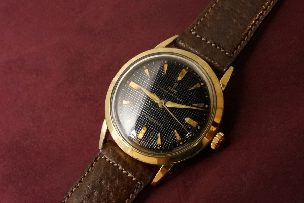 チュードル AIR-TIGER Ref-7957 Honeycomb/Gilt Dial Near Mint-condition!(RO-42/1960年)の詳細写真5枚目