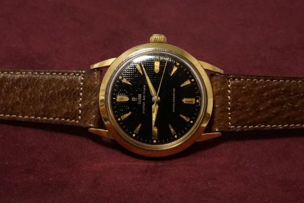 チュードル AIR-TIGER Ref-7957 Honeycomb/Gilt Dial Near Mint-condition!(RO-42/1960年)の詳細写真6枚目