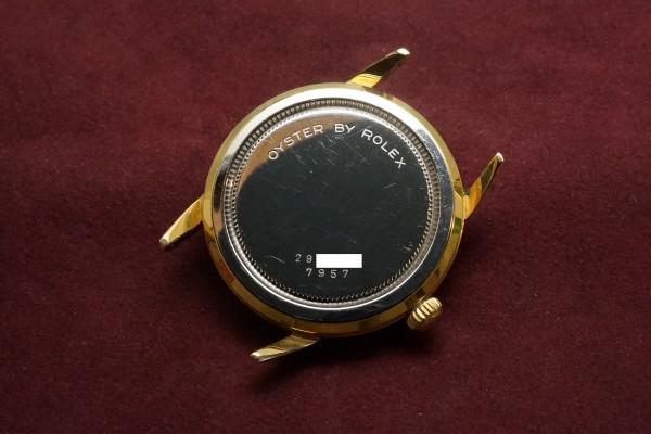 チュードル AIR-TIGER Ref-7957 Honeycomb/Gilt Dial Near Mint-condition!(RO-42/1960年)の詳細写真7枚目