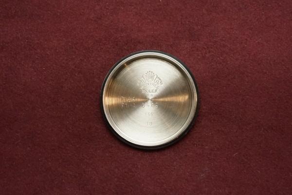 ロレックス BOY'S OYSTERDATE Ref-6466 Honeycomb Dial(RO-50/1955年)の詳細写真11枚目