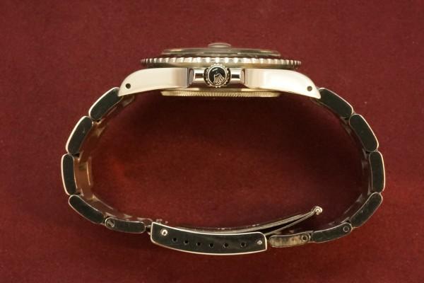 ロレックス GMTマスター Ref-16750 Metal Frame Index & Brown Bezel(RS-61/1985年)の詳細写真7枚目