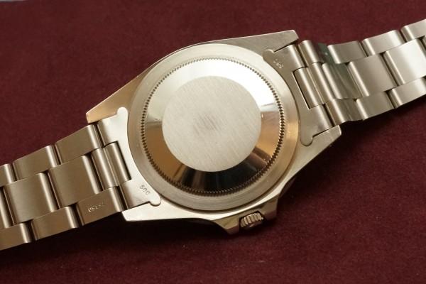 ロレックス GMTマスター Ref-16750 Metal Frame Index & Brown Bezel(RS-61/1985年)の詳細写真8枚目