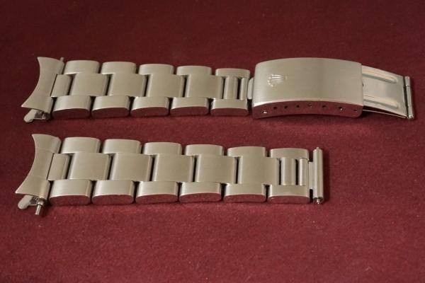 ロレックス GMTマスター Ref-16750 Metal Frame Index & Brown Bezel(RS-61/1985年)の詳細写真9枚目