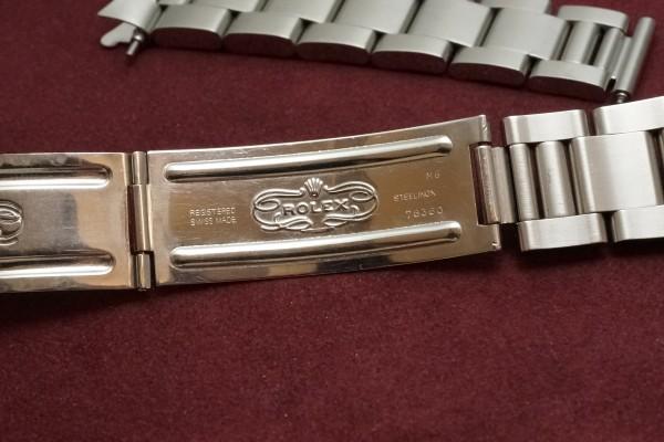 ロレックス GMTマスター Ref-16750 Metal Frame Index & Brown Bezel(RS-61/1985年)の詳細写真10枚目