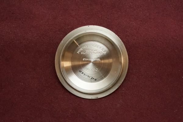 ロレックス GMTマスター Ref-16750 Metal Frame Index & Brown Bezel(RS-61/1985年)の詳細写真11枚目