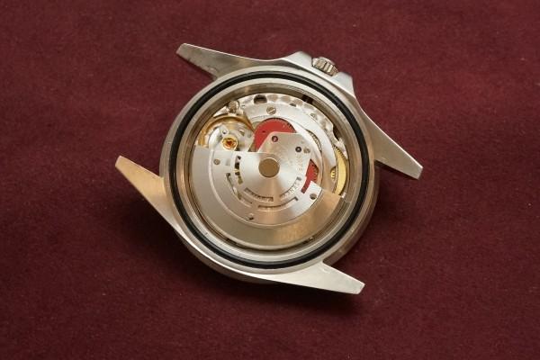 ロレックス GMTマスター Ref-16750 Metal Frame Index & Brown Bezel(RS-61/1985年)の詳細写真12枚目