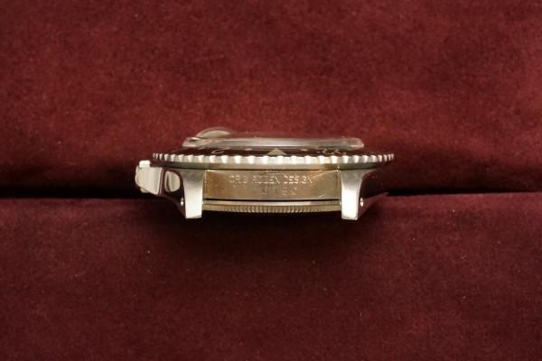ロレックス GMTマスター Ref-16750 Metal Frame Index & Brown Bezel(RS-61/1985年)の詳細写真13枚目
