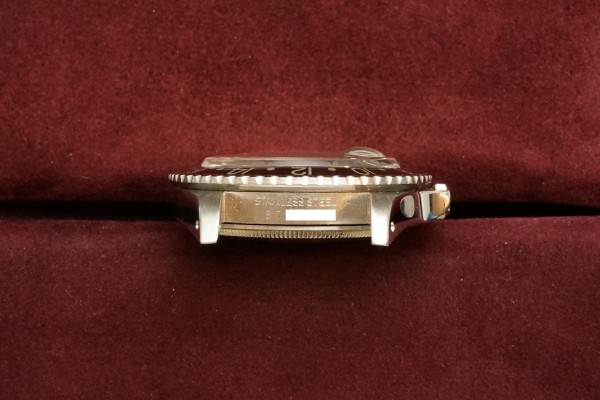 ロレックス GMTマスター Ref-16750 Metal Frame Index & Brown Bezel(RS-61/1985年)の詳細写真14枚目