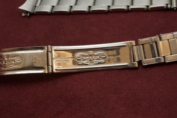 チュードル OYSTER Ref-7904 Small Rose Honeycomb Dial(RO-51/1955年)の詳細写真10枚目