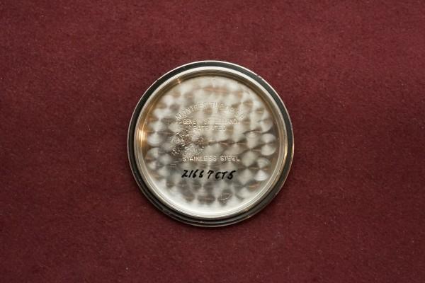 チュードル OYSTER Ref-7904 Small Rose Honeycomb Dial(RO-51/1955年)の詳細写真11枚目