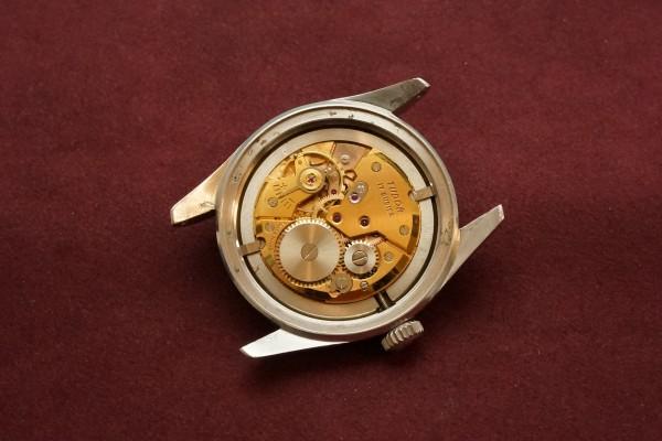 チュードル OYSTER Ref-7904 Small Rose Honeycomb Dial(RO-51/1955年)の詳細写真12枚目