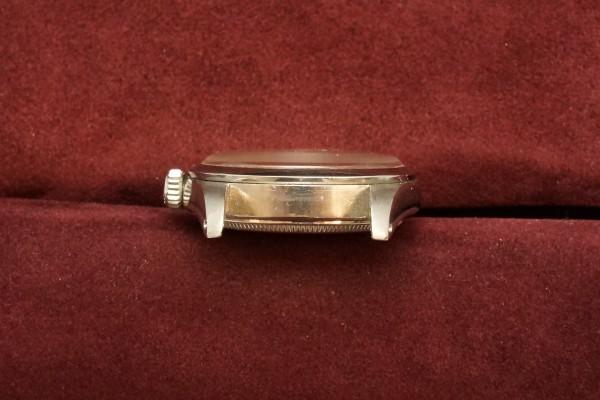 チュードル OYSTER Ref-7904 Small Rose Honeycomb Dial(RO-51/1955年)の詳細写真13枚目