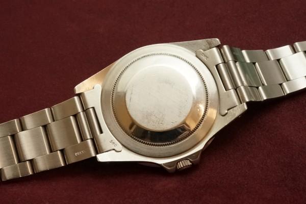 ロレックス GMTマスター Ref-16750 Matte Dial(RS-80/1981年)の詳細写真8枚目