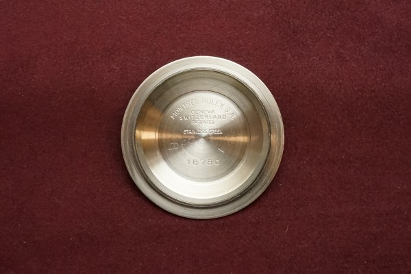 ロレックス GMTマスター Ref-16750 Matte Dial(RS-80/1981年)の詳細写真11枚目