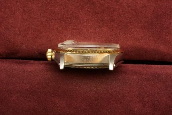 ロレックス デイトジャスト Ref-1601 SS×YG Matte Black Dial Guarantee(RO-63/1969年)の詳細写真13枚目