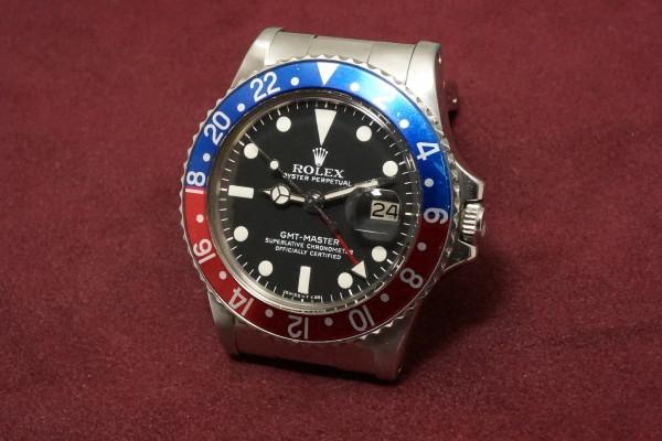 ロレックス GMTマスター Ref-1675 Matte Dial(RS-06/1977年)の詳細写真3枚目