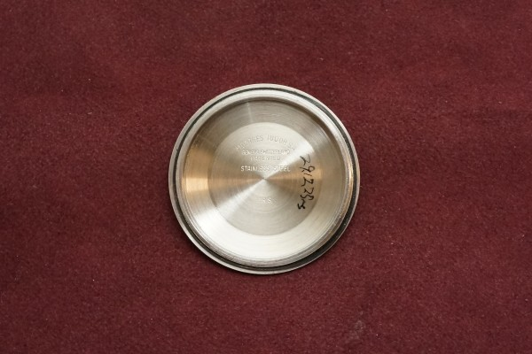 チュードル PRINCE OYSTERDATE Ref-9050/1 GF Case&Mirror Dial(RO-64/1969年)の詳細写真8枚目