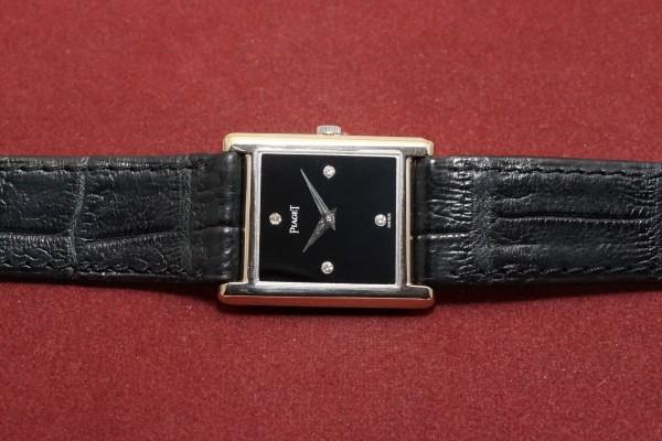 PIAGET 18KWG 4point Diamond(PL-01/1960s)の詳細写真4枚目