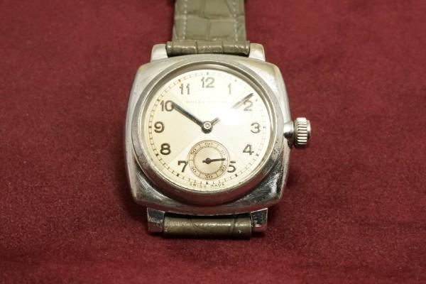 ロレックス OYSTER CUSHION Case CRISS CROSS Dial(RO-73/1930s)の詳細写真3枚目