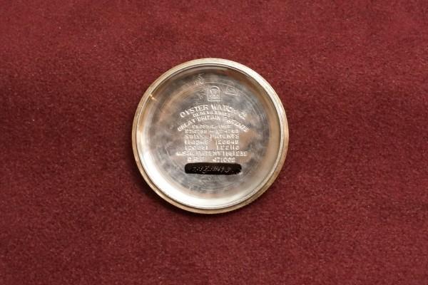ロレックス OYSTER CUSHION Case CRISS CROSS Dial(RO-73/1930s)の詳細写真10枚目