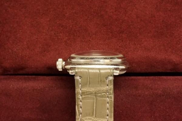 ロレックス OYSTER CUSHION Case CRISS CROSS Dial(RO-73/1930s)の詳細写真13枚目