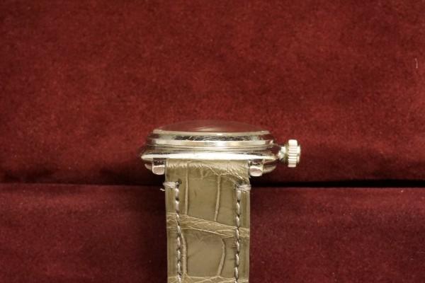ロレックス OYSTER CUSHION Case CRISS CROSS Dial(RO-73/1930s)の詳細写真14枚目