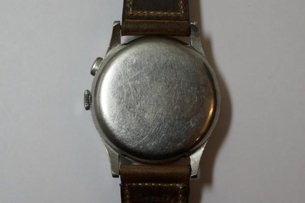 オメガ WATCH CO ティソ クロノグラフ Cal.15TL(CH-01/1930s)の詳細写真15枚目