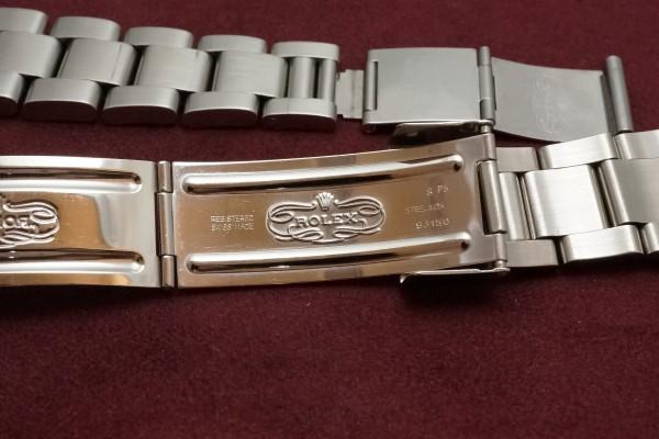 ロレックス サブマリーナ Ref-5513 Feetfirst Pumpkin Dial(RS-01/1970年)の詳細写真10枚目