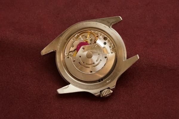 ロレックス サブマリーナ Ref-5513 Feetfirst Pumpkin Dial(RS-01/1970年)の詳細写真12枚目