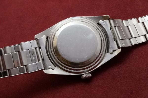 ロレックス サブマリーナ Ref-6536/1 Low letter Dial(RS-99/1956年)の詳細写真8枚目
