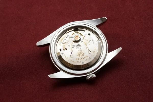 ロレックス サブマリーナ Ref-6536/1 Low letter Dial(RS-99/1956年)の詳細写真12枚目