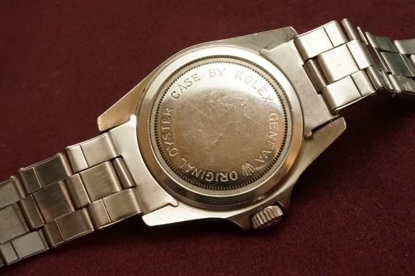 チュードル サブマリーナ Ref-7016/0 Small Rose Dial(RS-12/1968年)の詳細写真8枚目