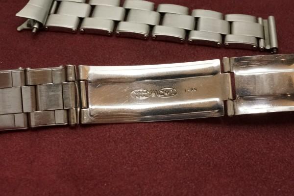 チュードル サブマリーナ Ref-7016/0 Small Rose Dial(RS-12/1968年)の詳細写真10枚目