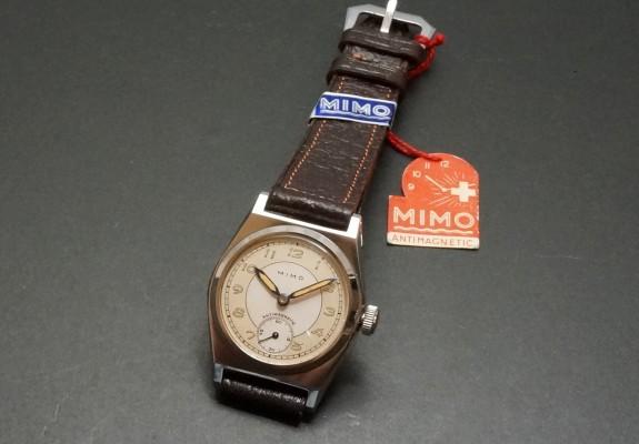 MIMO(GIRARD-PERREGAUX) LIKE ロレックス VICEROY MINT!(OT-01/1930s)の詳細写真5枚目