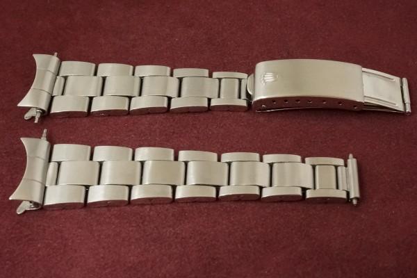ロレックス OYSTER PERPETUAL -DATE- Ref-1501 Aging Gilt/Gloss Dial(RO-82/1967年)の詳細写真9枚目
