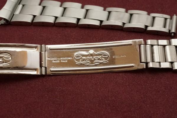 ロレックス OYSTER PERPETUAL -DATE- Ref-1501 Aging Gilt/Gloss Dial(RO-82/1967年)の詳細写真10枚目